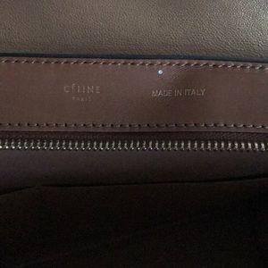 Celine Bags - Celine Trapeze in lambskin leather